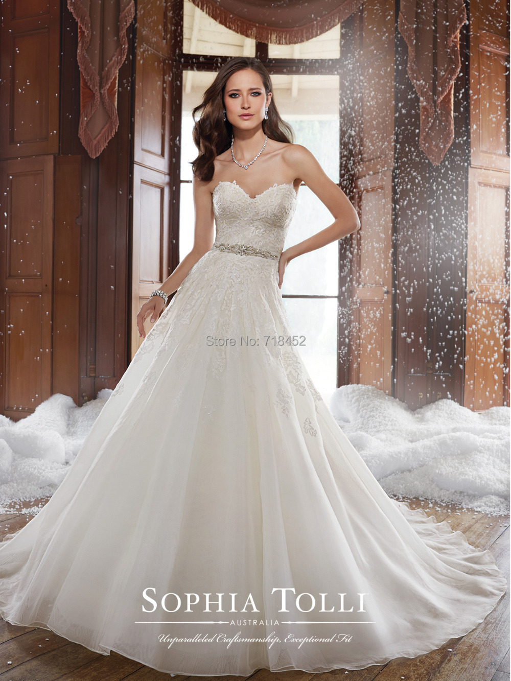 2015 wedding dresses with lace bridal ball gown beading for Cheap custom wedding dresses