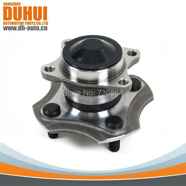 Good Performance Rear Wheel Hub Unit And Bearing Assembly 512210 For 00-05 Toyota Echo 42410-52020 ISO SGS TS Certified Factory(China (Mainland))