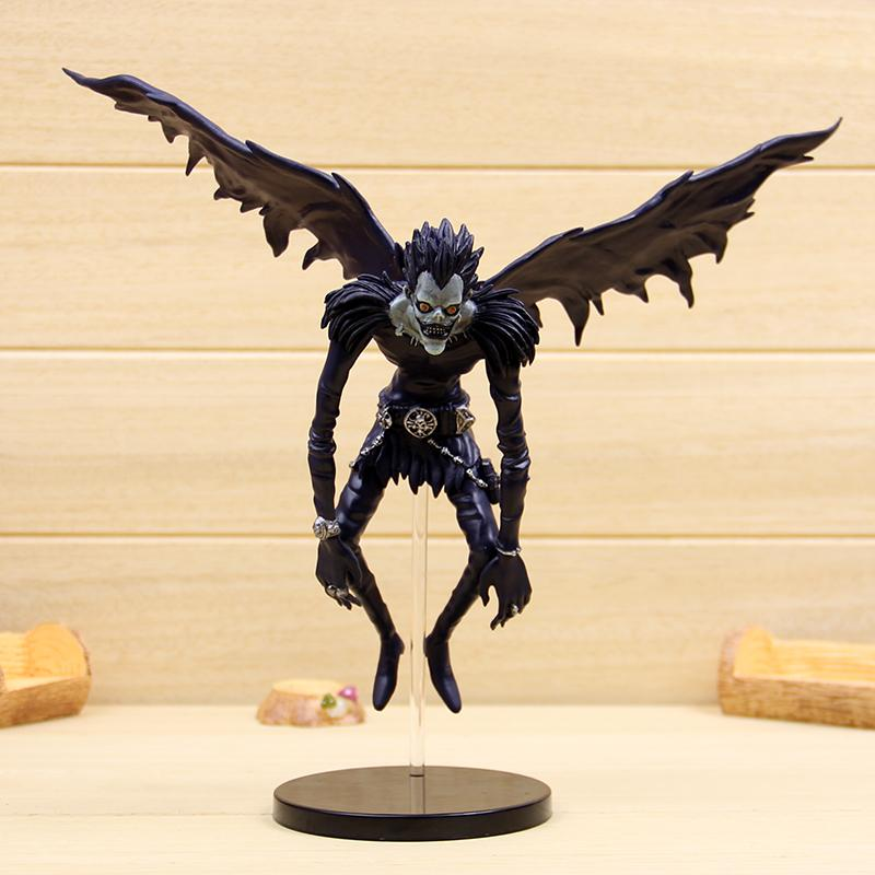 18cm Anime Death Note Deathnote Ryuuku PVC Action Figure Collection Model Toy Dolls Free shipping(China (Mainland))