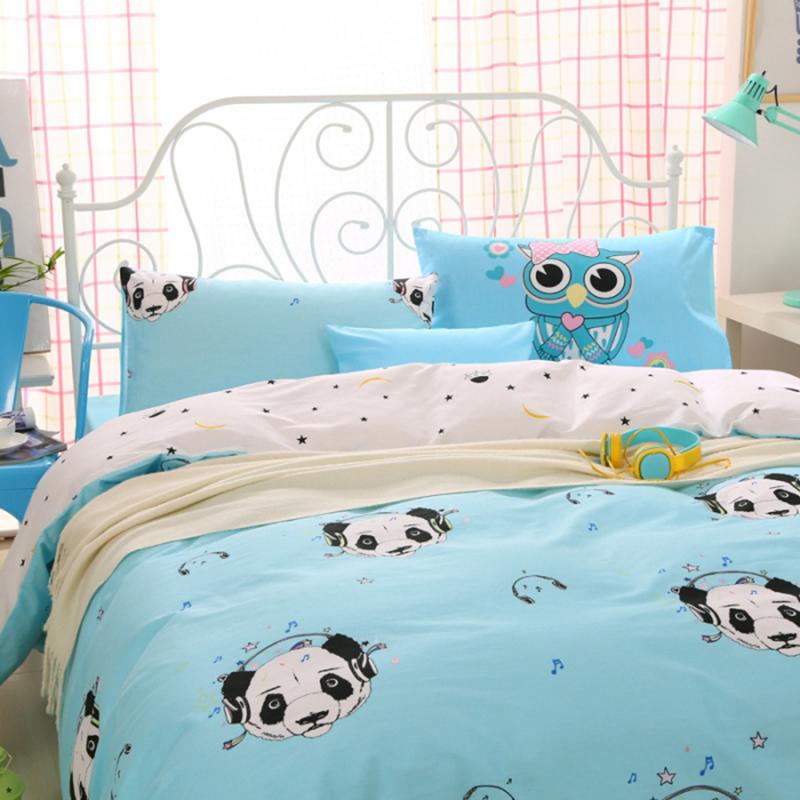 achetez en gros panda couette en ligne des grossistes. Black Bedroom Furniture Sets. Home Design Ideas