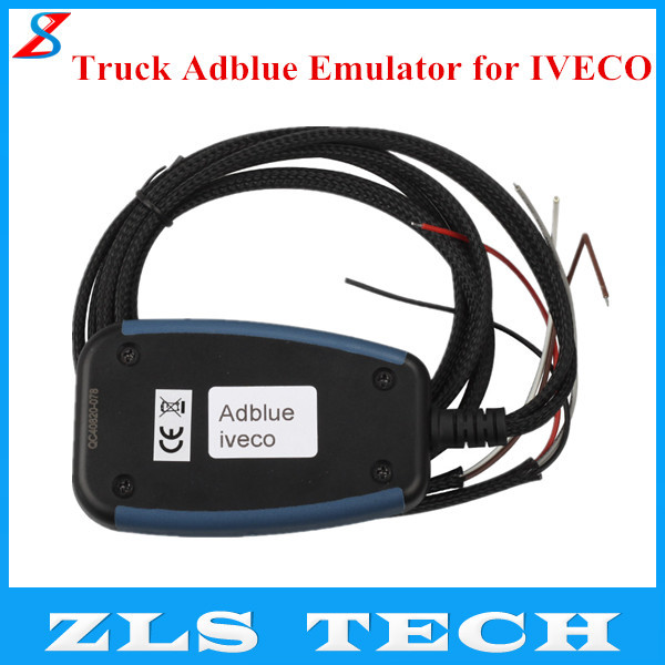 2015 New Arrivals Truck Adblue Emulator for IVECO AdBlue Emulator Box Free Shipping(China (Mainland))