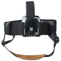 Elastic Head Harness Belt Mount Strap for GoPro HD Hero 2 Hero3 Cameras #D2