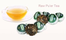 Do Promotion Hotsale Chinese tea 50pieces bag Different Flavors Yunnan Puer Tea Mini Puer with a