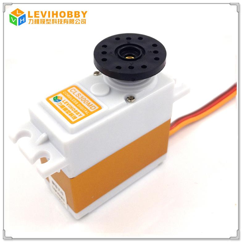 LEVIHOBBY CLS300MD Digital 30kg High Torque Servo Arduino Robot Servo(China (Mainland))