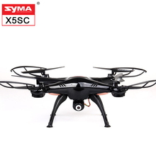 Syma X5SC-1 RC Helicopter Drones Falcon Drones 4CH 2.4GHz 6 Axis RC Quadcopter with HD Camera 360 Degree Eversion Syma X5SC