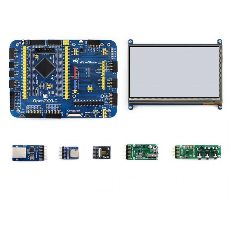 Stm32f7 Development Board Open746i-c Package A Stm32f746igt6 Mcu Stm32f746i