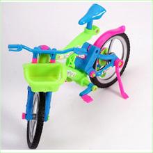1pcs Large simulation disassembling bicycle assembling the bike Children educational DIY toy(China (Mainland))