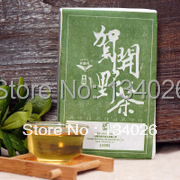 Free package mailed 2013 fresh tea, open puer tea brick 200 g