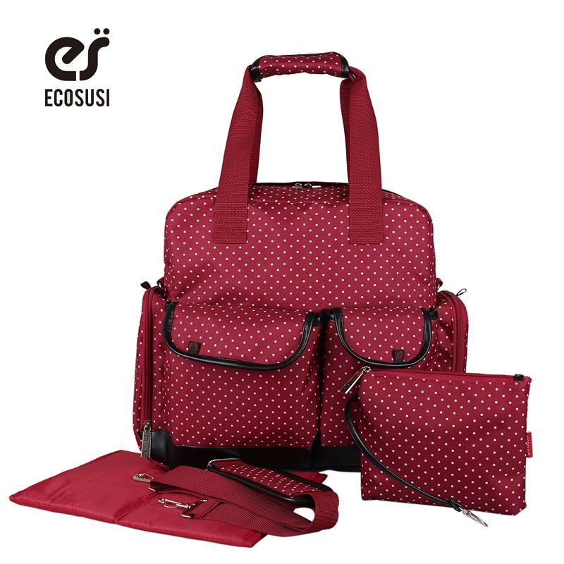 buy 2016 fashion multifunctional handbag backpack baby diaper bags 3pcs for. Black Bedroom Furniture Sets. Home Design Ideas