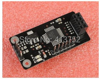 ATMEGA48 + NRF24L01 interface wireless module wireless development board Arduino compatible(China (Mainland))