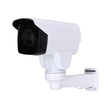2016 New 1080p IP Mini Bullet Pan Tilt Camera 10x Zoom Wall Bracket onvif p2p 4pcs Infrared Led IR 50M Waterproof CCTV IP Camera(China (Mainland))