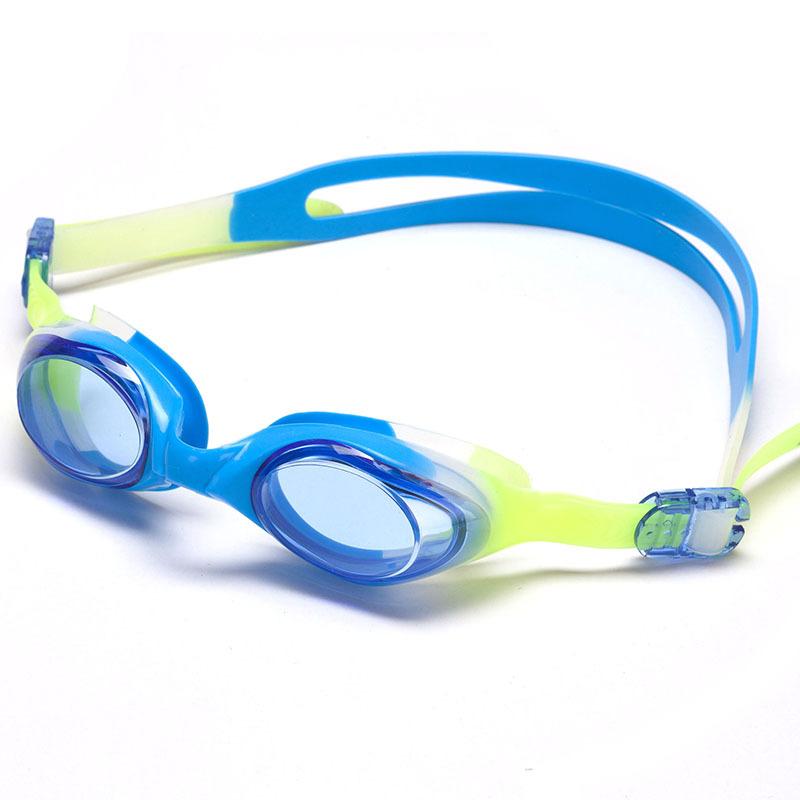 2015 Fashion Kids Swimming Goggles Boys Girls Unisex High-quality Waterproof Anti Fog UV Swimming Glasses Swim Eyewear G600B(China (Mainland))