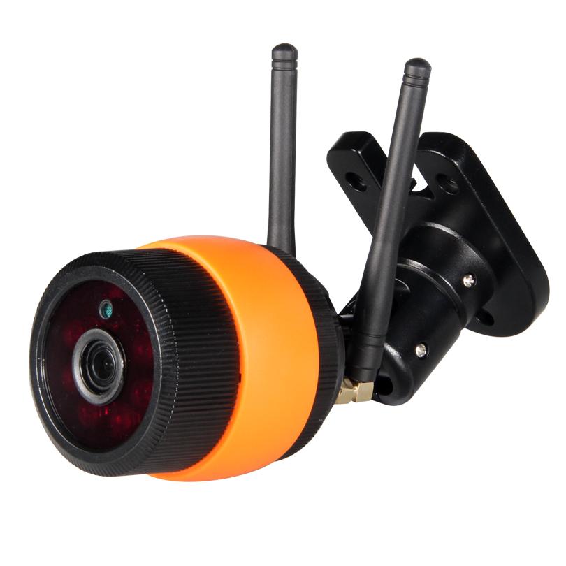 720P Security Network CCTV WIFI IP Camera Megapixel HD Wireless Digital Security camera IR Infrared Night Vision Alarm System(China (Mainland))