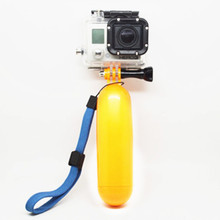 Buy NEW GP81 Floating Bobber Handle Grip Hand Mount Accessory Gopro Hero 1 2 3 3+ SJ4000 xiaomi yi go pro accessories for $2.99 in AliExpress store