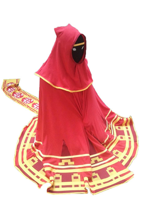 Journey Video Game Journey Video Game Cosplay