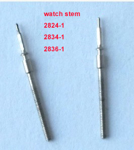 Free Shipping 10pcs Watch Movement Part Winding Stem for 2836 1 2834 1 2824 1 Watch