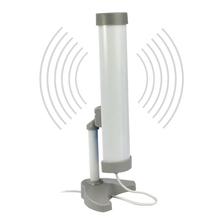 Heißer verkauf Neue Langstrecken (3 KM) High Power (5800 MW) 58DBI USB Clipper Drahtlose Wifi Adapter Antenne(China (Mainland))