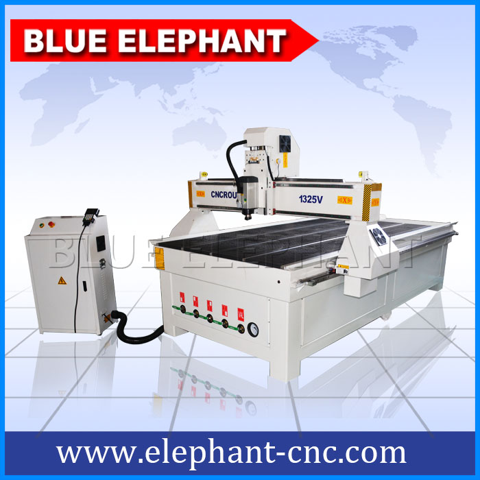 Hot sales! widely used!cheap sculpture wood carving cnc router machine with vacuum table and dust collector(China (Mainland))