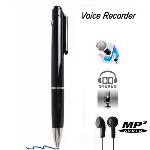 4 GB Business Voice Recording Pen Professional Opener Dictaphone Mini Pen Stereo Digital Voice Recorder Grabadora de voz N16(China (Mainland))