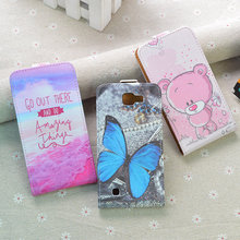 Buy LG k4 fundas Flip PU Leather case LG K4 Lite K120e K130e cover 4.5 inch Capas Wallet Stand Card Slots Phone Bag for $4.70 in AliExpress store