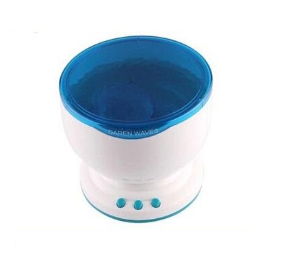 Amazing Daren Waves Night Light Projector Lamp Blue Light New 1pcs(China (Mainland))