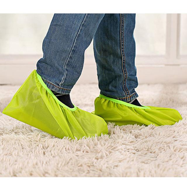 Многоразовые новый ткани обувь включает пыле-и твердого вещества , не обувь bb-скольжения ...