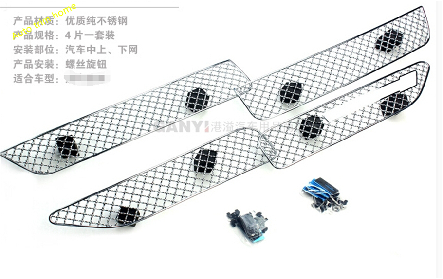 Honeycomb Shaped Car Grill Which Company