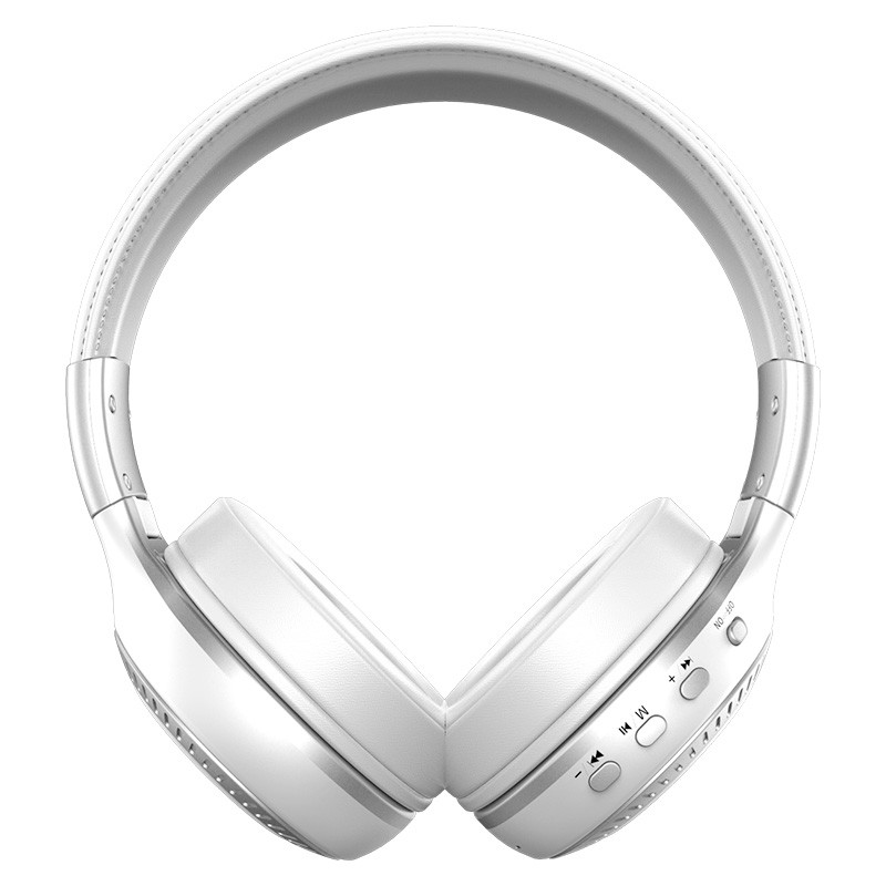 Orignal ZEALOT B19 LCD Display HiFi Bass Stereo Wireless Bluetooth Headphone With Microphone, FM Radio, Micro-SD Card Slot