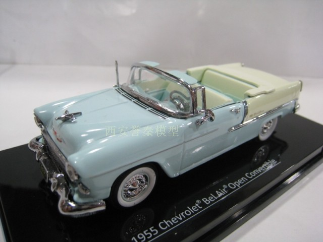 1:43 BEL Convertible classic Car alloy Model Free shipping(China (Mainland))