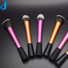 1 PC Professional Plastic Brush Set Of Makeup Foundation Blush Eyeshadow Make Up Aluminum Brush Powder Cosmetic 2HM3