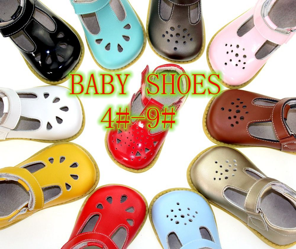 high quality children's sandals leather single shoes kids Summer Cool Shoes Toddlers Infant Kids Shoes Genuine Leather(China (Mainland))