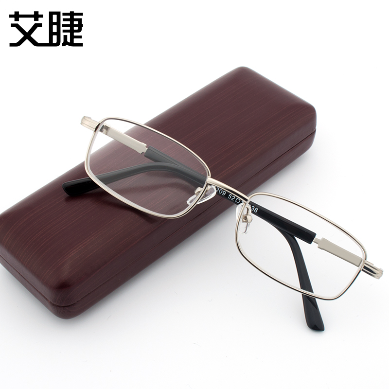 Reading glasses crystal optical old optical glasses ...