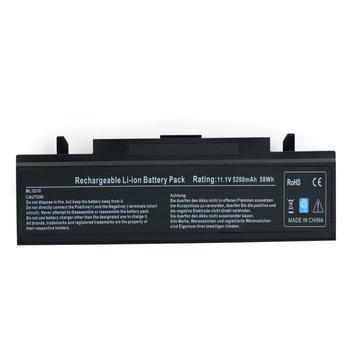 5200mAh Laptop Battery For Samsung E152 E252 E372 P230 P330 P428 P480 P430 P510 P530 P560 P580 Q230 Q318 Q320 Q428 Q430 Q520