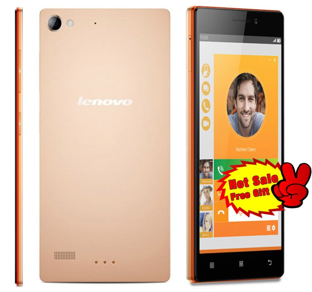 Original Lenovo Vibe X2 Android 5.0 4G FDD LTE Octa Core 5.0'' FHD IPS 1920X1080 Screen 2G RAM 32G ROM 13.0MP Mobile cell Phone(China (Mainland))