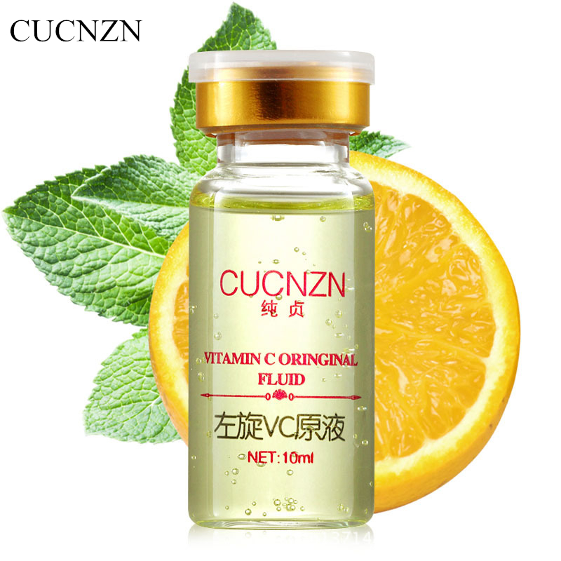 The Hyaluronic Acid Vitamin C Serum for Face