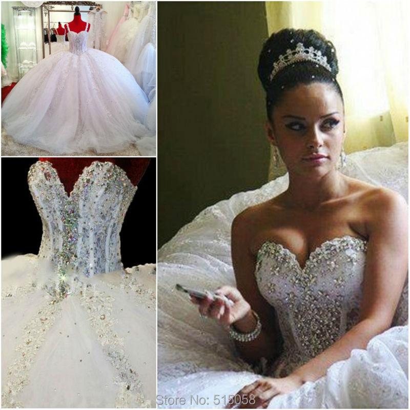 See Through Corset Ball Gown Wedding Dress Ivo Hoogveld