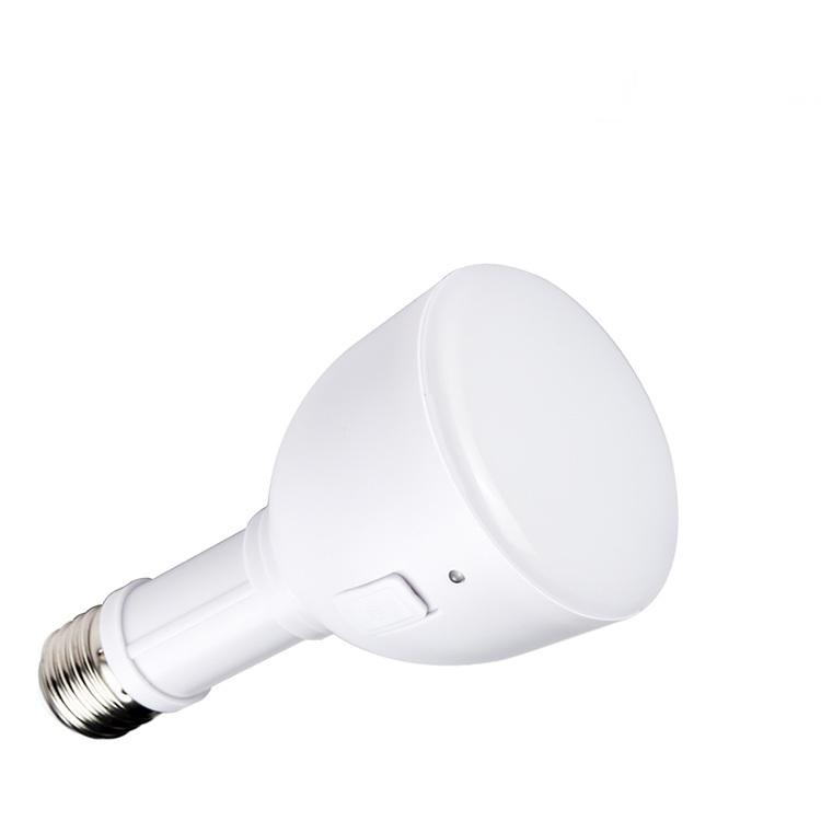 Fashion 5W E27 Bulb Flashlight Rechargeable LED Bulb Multi Function Emergency Light Bulb(China (Mainland))
