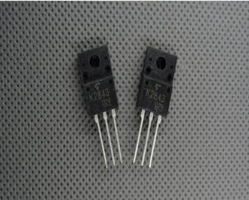 10 pz trasporto libero k2843 2sk2843 transistor interruttore è adatto per cristalli liquidi 12a500v 100% nuovo originale(China (Mainland))