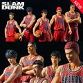 Free Shipping Japanese Anime Slam Dunk hanamichi sakuragi 26cm PVC Action Figures Dolls Model Boys Toys