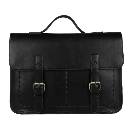 Гаджет  2015 Fashion Soft Leather Briefcase Bags Men & Women Bag Briefcase Handbag Brand Men Shoulder Bag Business Male Messenger Bag None Камера и Сумки