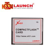 Buy Original LAUNCH X431 GX3 Master CF Memory Card 1GB X-431 GX3 TF card Free for $15.00 in AliExpress store