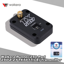 Brand Original Walkera Runner 250 RC FPV Quadcopter Parts TX5817(CE) Transmitter Runner 250-Z-21