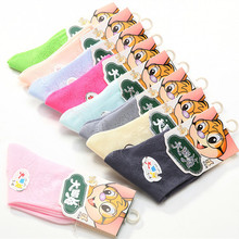 fashion sales cheap price  thin solid socks cotton breathable mesh in children of 1-15 years old  candy colo children silk sock(China (Mainland))