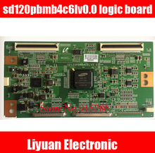 Buy 1pcs led46is95d logic board sd120pbmb4c6lv0.0 TV LCD display free for $18.88 in AliExpress store