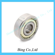 10pcs free shipping Miniature deep groove ball bearing 625ZZ 5*16*5 mm