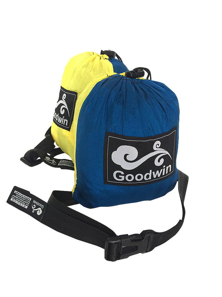 double hammock, high quality, Lightweight, for camping, beach, travel, etc(China (Mainland))