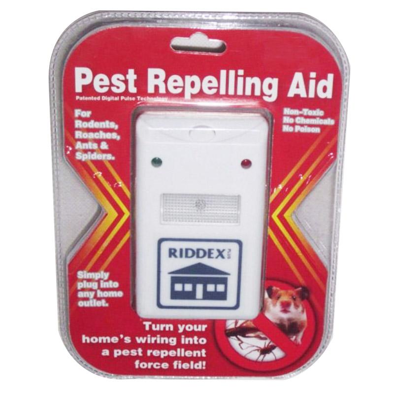 Riddex Plus Pest Repelling Aid electronic ultrasonic pest repeller Machine Animal Repeller 220V(China (Mainland))