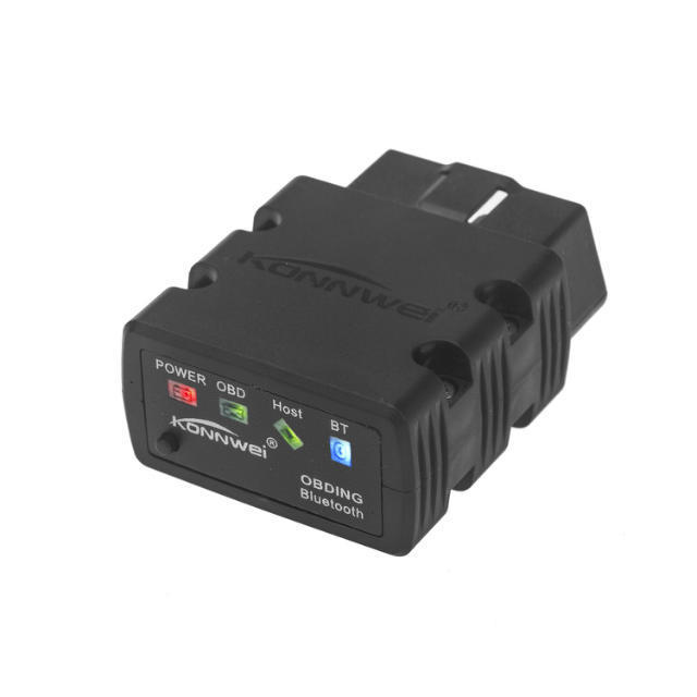 US warehouse shipping! Hot sales ELM327 Bluetooth KW902 OBD2 OBD-II Car Auto Diagnostic Scan Tools Software(China (Mainland))