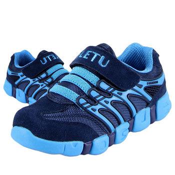 Горячая распродажа 2015 бренд детская обувь для мальчиков девочек дышащие свободного покроя кроссовки дети спорт кроссовки Chaussure Enfant X10