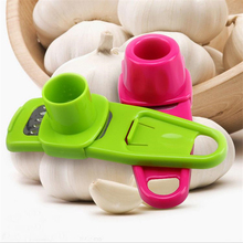Multi Functional Ginger Garlic Grinding Grater Planer Slicer Mini Cutter Cooking Tool Kitchen Utensils Kitchen Accessories(China (Mainland))